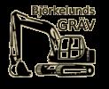 Björkelunds Gräv logotyp
