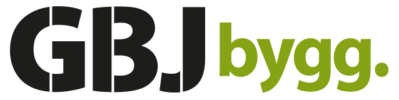 GBJ bygg logo
