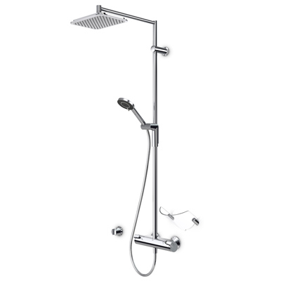 Oras Optima Rain Shower
