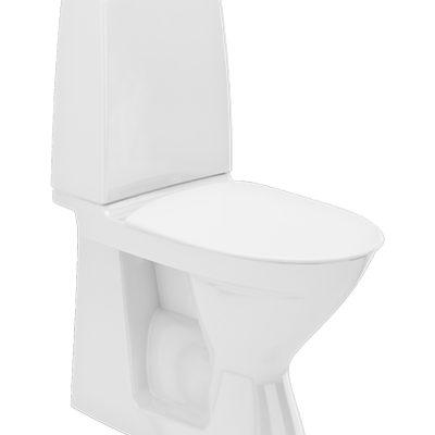 Ifö WC-stol utan spolkant